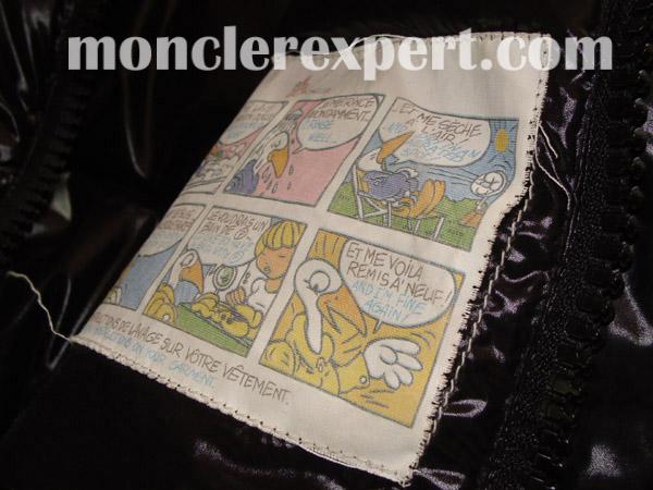 moncler coat cartoon