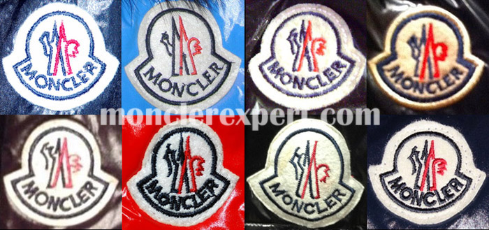 Moncler Expert Details Of The Moncler Logo
