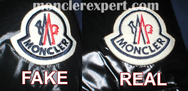 moncler jacket badge