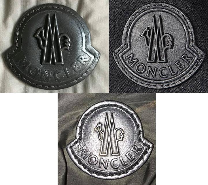 Moncler Expert - Details of the Moncler logo