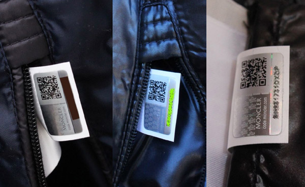 The above authenticity tags have not been used by Moncler since 2015, but as of 2018, these sellers are still selling large quantities of